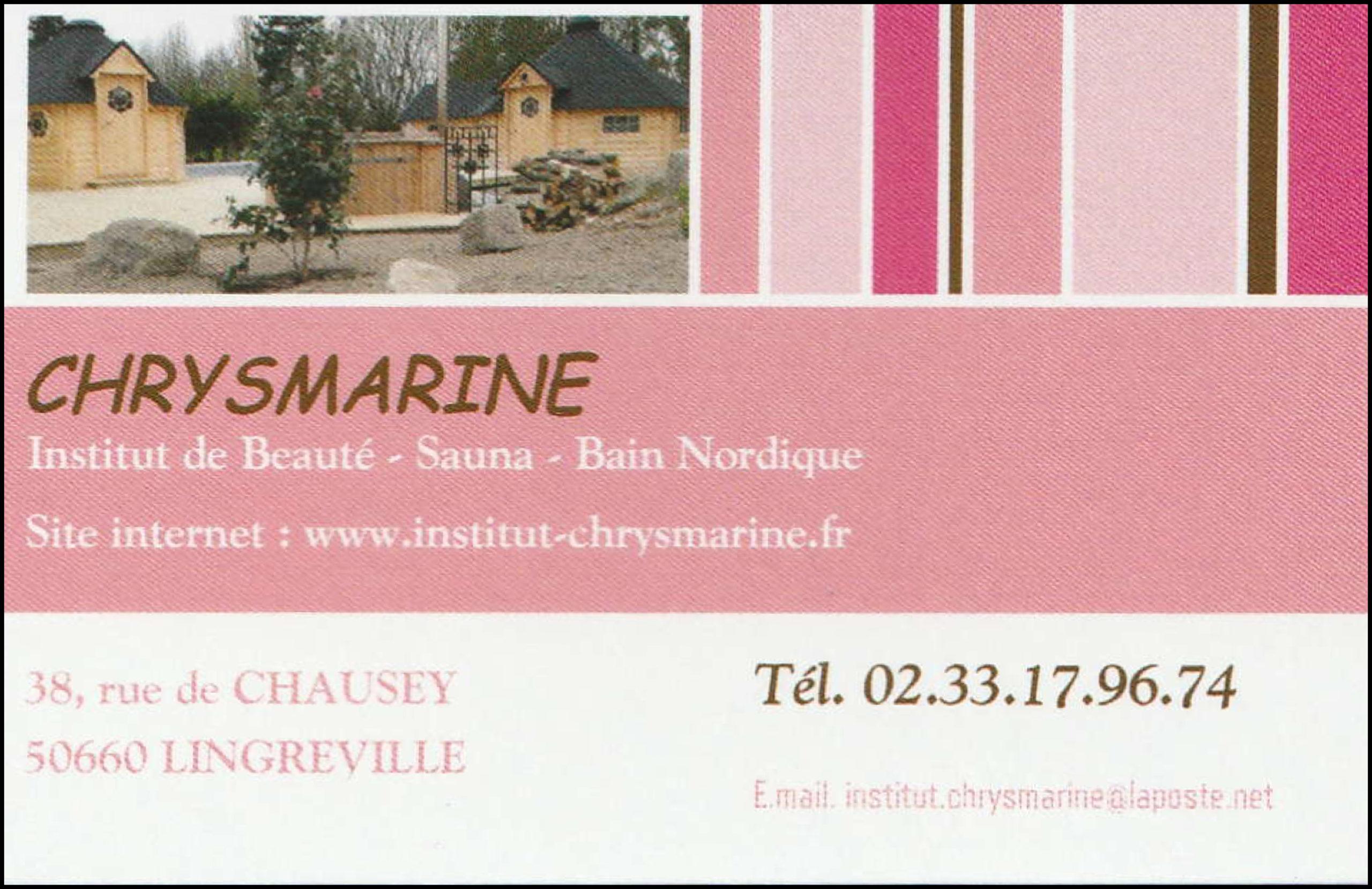 Chrysmarine